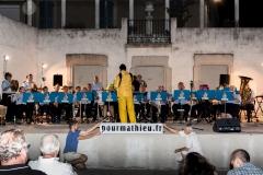 86 orchestre des sapeurs pompier de Brignoles